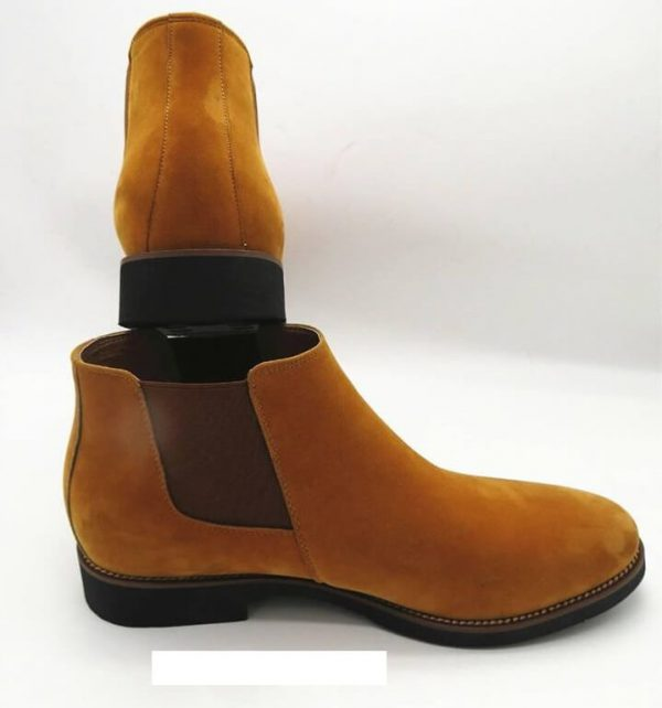 Shop in Eastleigh | Suede Chelsea Boots For Sale
