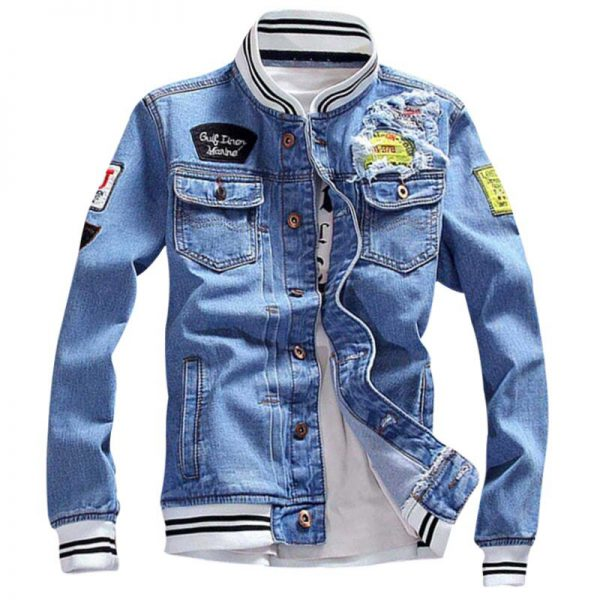 Shop in Eastleigh    Trendy Denim Jackets For Sale