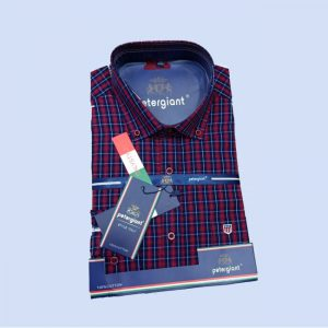 Shop in Eastleigh | Men Cotton Checked Shirts For Sale