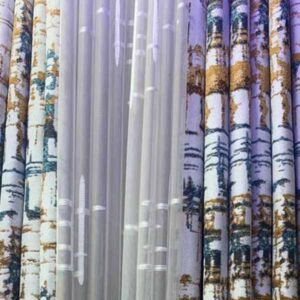 Shop in Eastleigh |  Minimally Patterned Curtains and Sheers For Sale