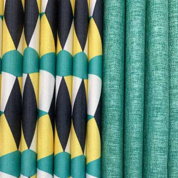 Shop in Eastleigh |  Abstract Patterned Curtains For Sale