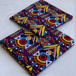 Shop in Eastleigh |  6 Yards Kitenge Ankara Print Fabric- 100% Pure Cotton For Sale