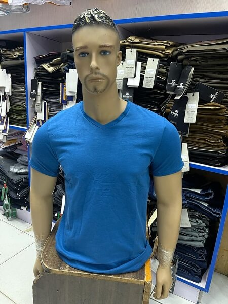 Shop in Eastleigh | High Quality V-neck Cotton Shirts For Men For Sale