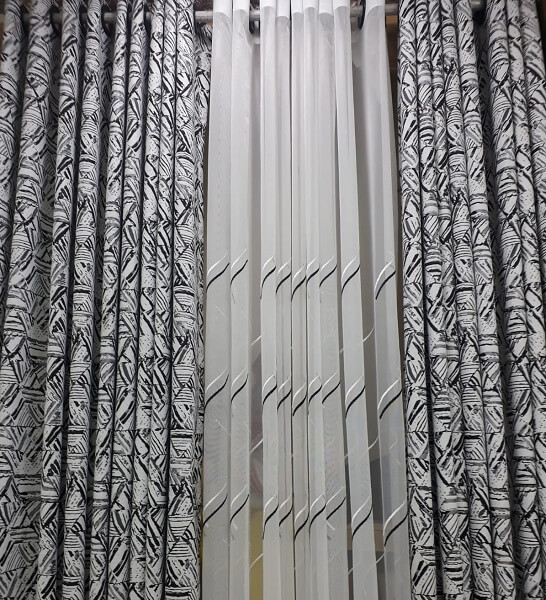 Shop in Eastleigh | Multicolored Fashionable Curtains For Sale
