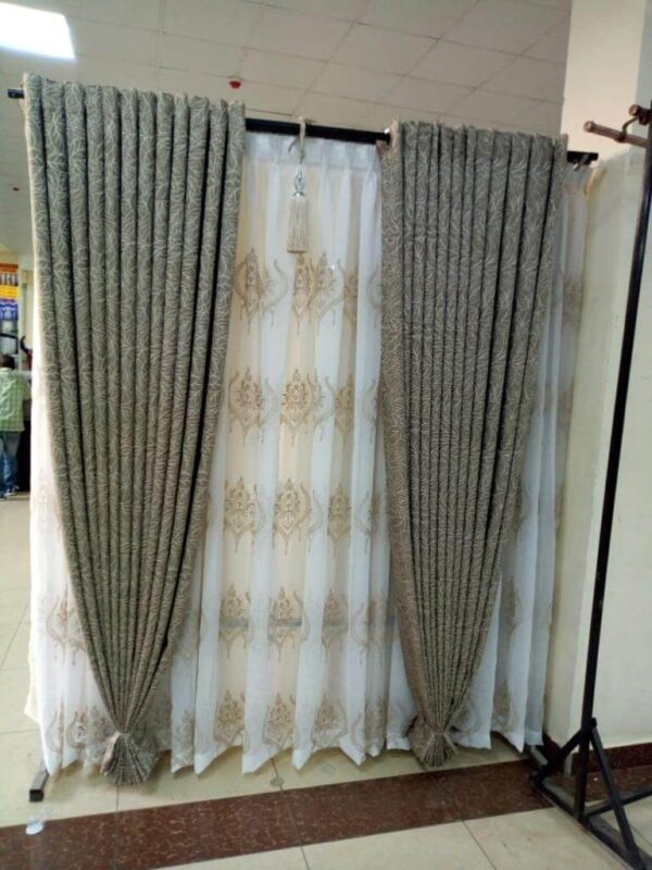 Shop in Eastleigh |  Heavy Multi-color Curtains And Sheers For Sale
