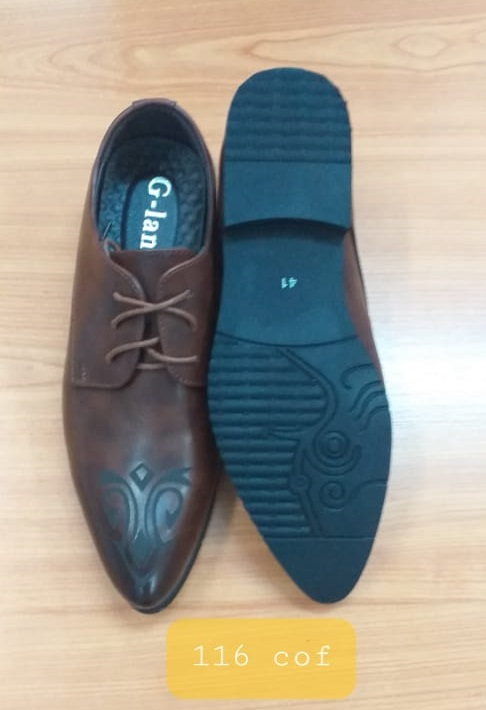 Shop in Eastleigh |  Official Men Leather Shoes For Sale