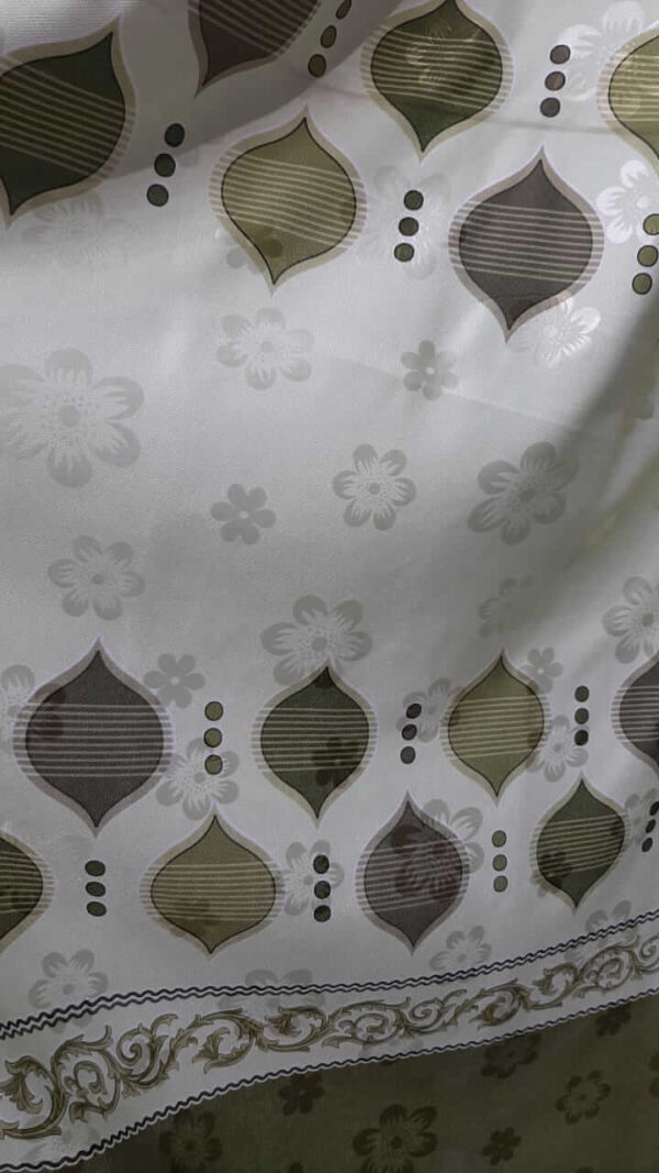 Shop in Eastleigh |  Classy Heavy Floral and Glossy Curtains For Sale