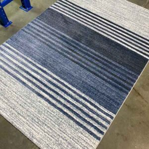 Shop in Eastleigh |  Stripped Light Shaggy Carpets For Sale