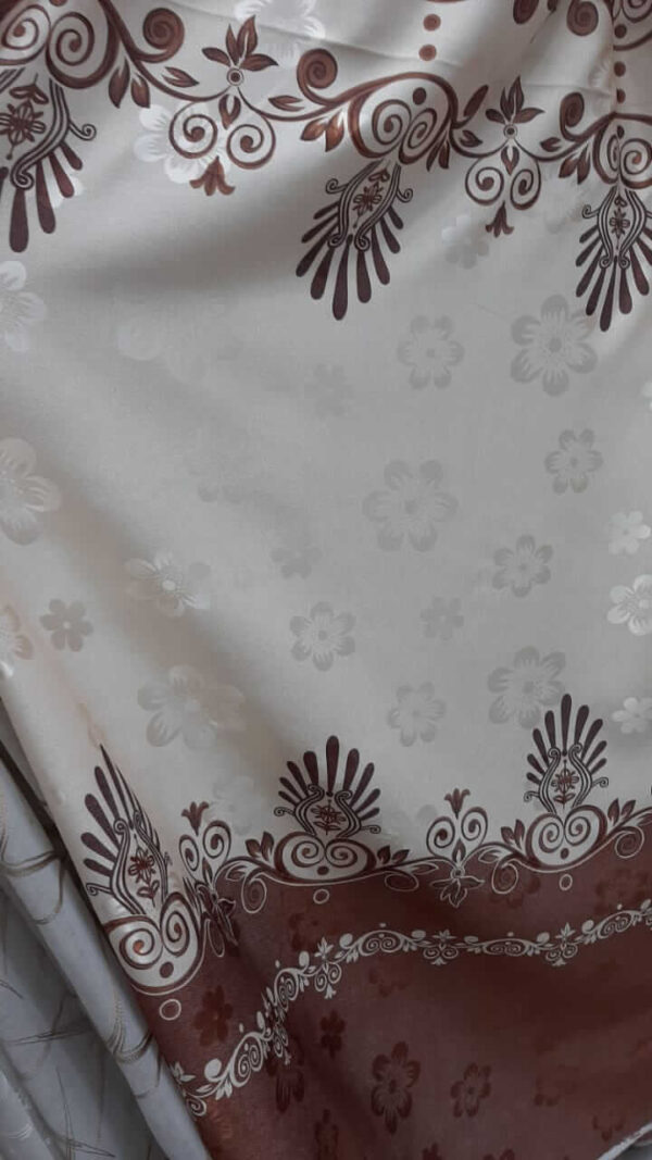 Shop in Eastleigh | Heavy Floral and Glossy Curtains For Sale