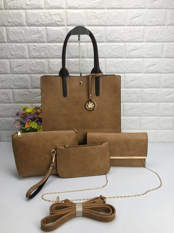 Shop in Eastleigh | 5 In 1 Classy Ladies Leather Handbag For Sale