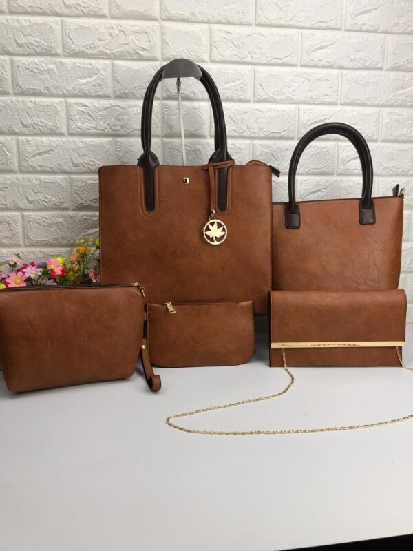 Shop in Eastleigh | 5 in 1 Classy Women Handbags For Sale