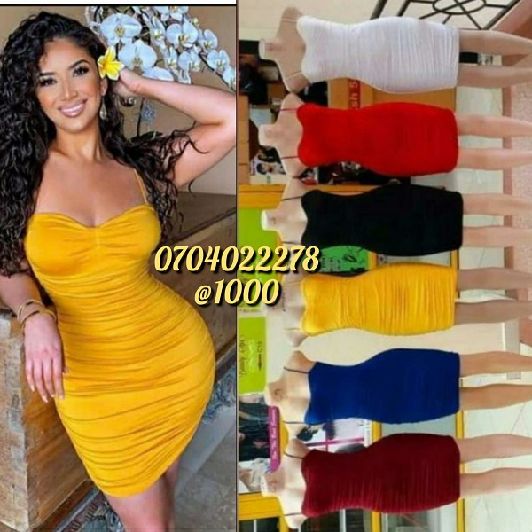 Shop in Eastleigh | Women Summer Casual Bandage Bodycon Evening Party Dress Ladies For Sale