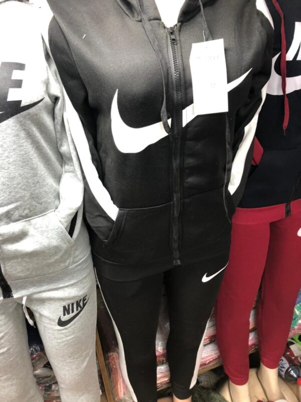 Shop in Eastleigh    Fashion Long Sleeve Tracksuit Women Nike Sweat Pants & Hoodies For Sale