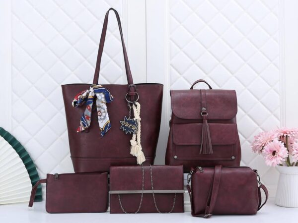 Shop in Eastleigh | Fashion Trending 5-in-1 Ladies Handbags For Women For Sale