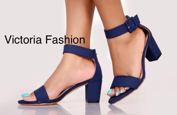 Shop in Eastleigh |  Fashion Women Chunky Low Heeled For Sale